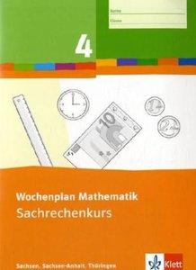 Wochenplan Mathematik. Themenheftpaket Sachrechenkurs, Geometrie