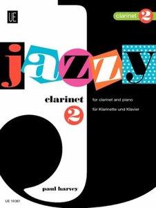 Jazzy Clarinet Band 2