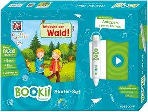Bookii Starterset WAS IST WAS Kindergarten Entdecke den Wald! Bu