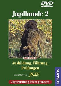 Jagd heute 16. Jagdhunde 2. DVD-Video