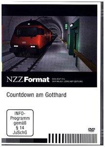 Countdown am Gotthard