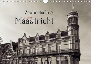 Zauberhaftes Maastricht (Wandkalender 2016 DIN A4 quer)