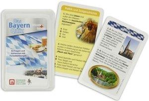 Das Bayern-Quiz (Kartenspiel)