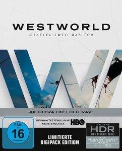 Westworld 4K, 3 UHD-Blu-rays + 3 Blu-rays