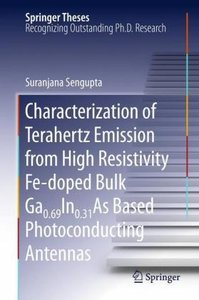 Characterization of Terahertz Emission from High Resistivity Fe-