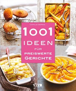 1001 Ideen für preiswerte Gerichte