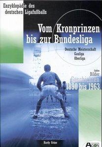 Enzyklopädie des deutschen Ligafußballs 1
