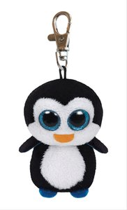 Ty Clip - Pinguin Waddles 8,5 cm