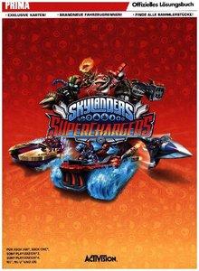 Skylanders Superchargers - Offizielles Lösungsbuch
