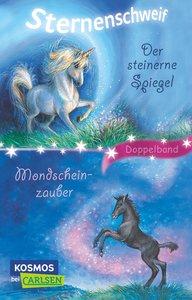 Sternenschweif: Der steinerne Spiegel / Mondscheinzauber