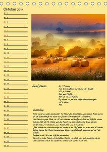 Ostfriesland - Appetit auf mehr / Geburtstagskalender (Tischkale