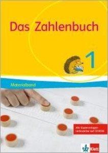 Das Zahlenbuch. 1. Schuljahr. Materialband mit Kopiervorlagen un