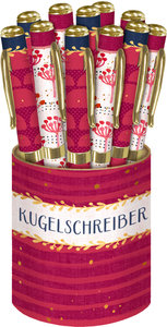 Kugelschreiber - All about red