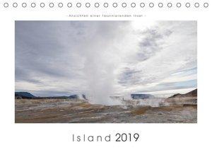 Island - Ansichten einer faszinierenden Insel (Tischkalender 201