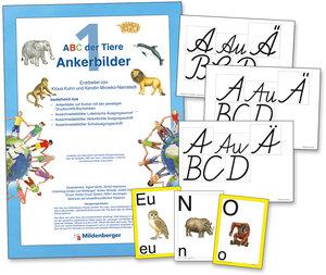 ABC der Tiere 1 - Ankerbilder, Ergänzungskarten zur Neubearbeitu