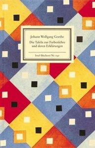 Goethe, J: Tafeln zur Farbenlehre