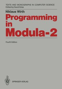 Programming in Modula-2