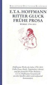 Frühe Prosa, Briefe, Tagebücher, Libretti, Juristische Schrift