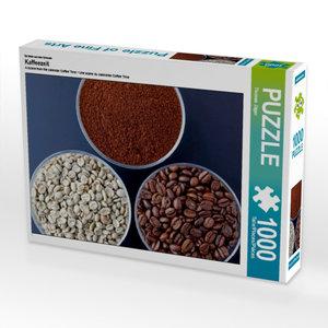 Ein Motiv aus dem Kalender Kaffeezeit 1000 Teile Puzzle quer