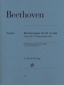 Klaviersonate Nr. 12 As-dur op. 26