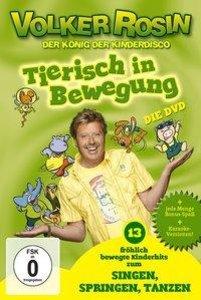 Tierisch in Bewegung - die DVD