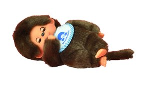 Monchhichi Boy Sleepy Eyes, ca. 20 cm