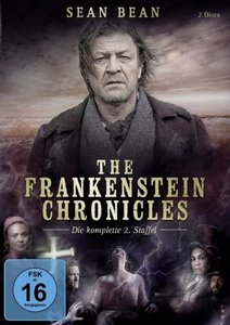 The Frankenstein Chronicles. Staffel.2, 2 DVD