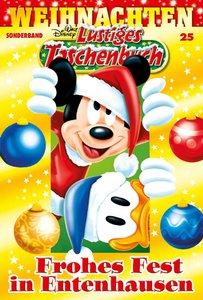 Lustiges Taschenbuch Weihnachten 25
