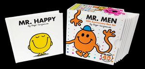 Mr. Men 40th Anniversary Box Set, 10 Vols.