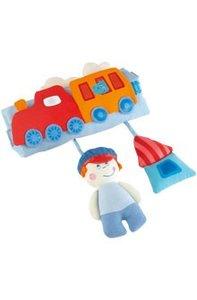 Haba 3894 - Mobile für Baby-Schale: Tuff Tuff
