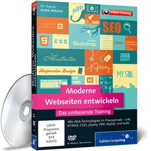 Moderne Webseiten entwickeln