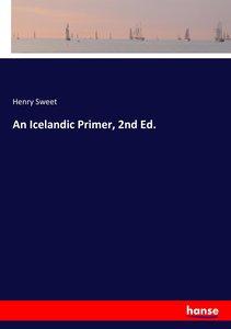 An Icelandic Primer, 2nd Ed.