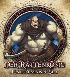 Asmodee FFGD1318 - Descent 2. Edition: Der Rattenkönig Hauptmann