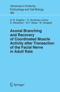 Axonal Branching and Recovery of Coordinated Muscle Activity aft
