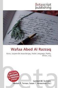 Wafaa Abed Al Razzaq