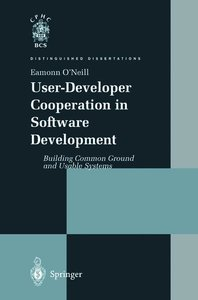 User-Developer Cooperation in Software Development