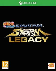 Naruto Shippuden - Ultimate Ninja Storm Legacy