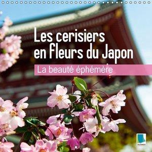La beauté éphémère - Les cerisiers en fleurs du Japon (Calendrie