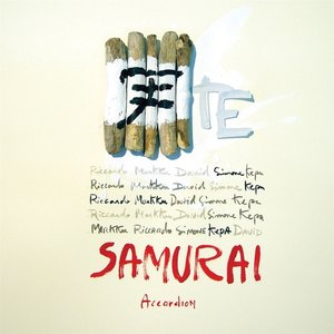 "Samurai Accordion \""TE\"""