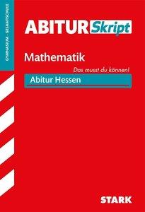 Abitur-Training / Abitur-Skript Mathematik