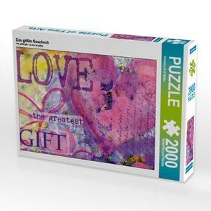 Das gößte Geschenk 2000 Teile Puzzle quer