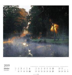 Ein Spaziergang durch Preußische Schlösser und Gärten - Kalender