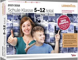 2017/2018 Schule Klasse 5-12 total