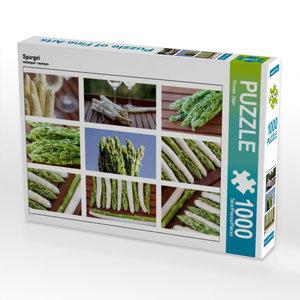 Spargel 1000 Teile Puzzle quer