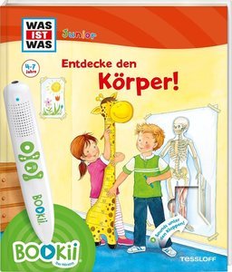 Bookii WAS IST WAS Junior Entdecke den Körper!