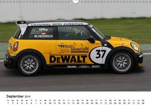 John Cooper Motorsport (Wandkalender 2019 DIN A3 quer)
