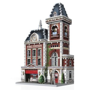 Feuerwache / Fire Station (Puzzle)