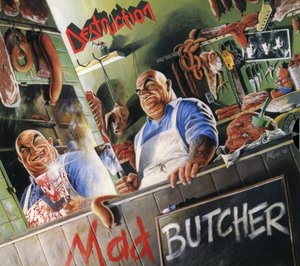 Mad Butcher (Slipcase+Poster)