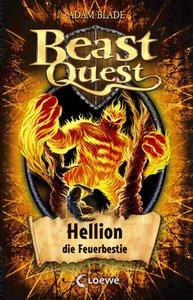 Beast Quest 38. Hellion, die Feuerbestie