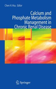 Calcium and Phosphate Metabolism Management in Chronic Renal Dis